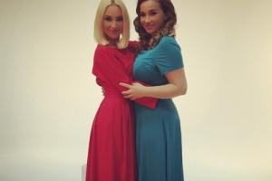 Лера Кудрявцева рассказала о своей дружбе с Анфисой Чеховой