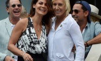 Свадьба года: теннисистка Навратилова и Мисс СССР Лемигова узаконят отношения
