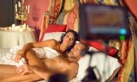 Певица Слава не постеснялась заняться сексом перед камерами и съёмочной группой